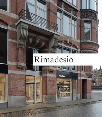 Rimadesio Showroom Hamburg