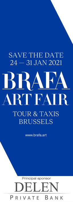 BRAFA ART FAIR BRUXELLES 2016