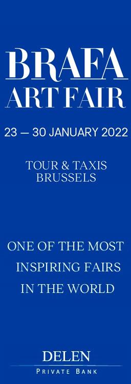 BRAFA ART FAIR BRUXELLES 2022 - EVENEMENT
