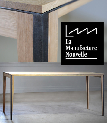 Table La Manufacture Nouvelle