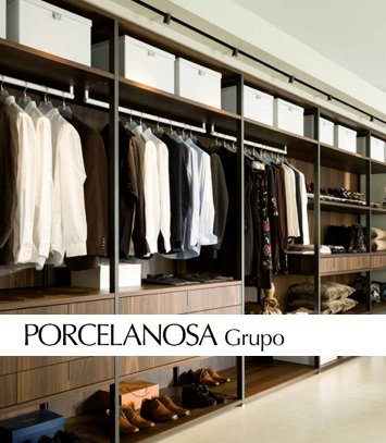 Dressings et armoires Porcelanosa