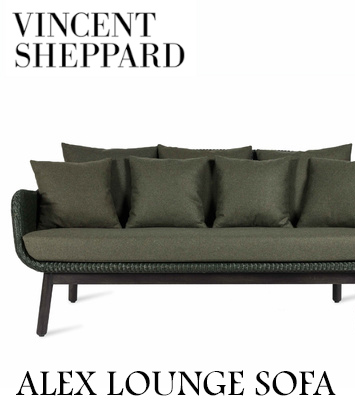 ALEX LOUNGE SOFA Vincent Sheppard