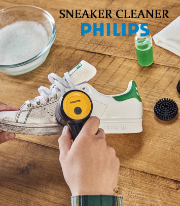SNEAKER CLEANER PHILIPS