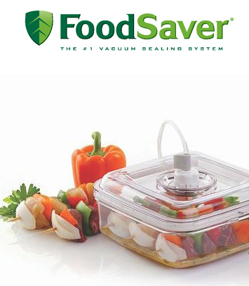 QUICK MARINATOR by FOODSAVER®