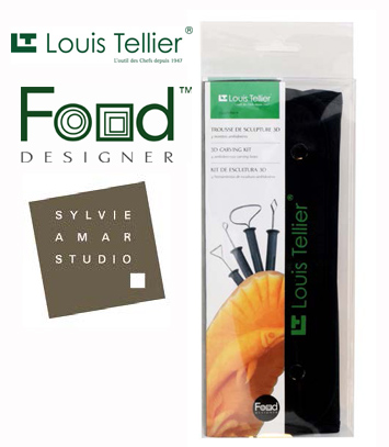 Trousse de Sculpture 3D Louis Tellier