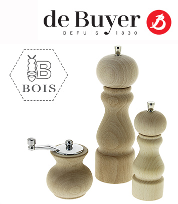 Moulins Mills B BOIS de Buyer