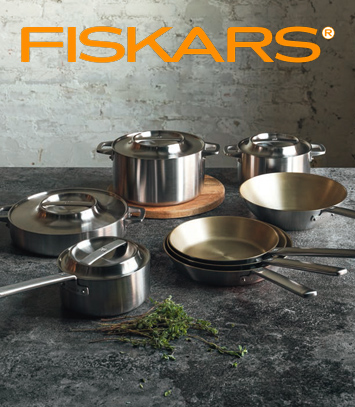 NORDEN STEEL by FISKARS