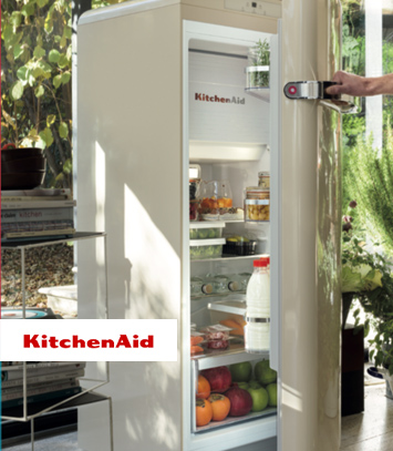 Iconic Fridge KitchenAid