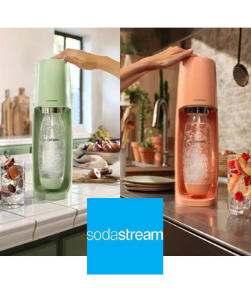 SODASTREAM SPIRIT DECOR