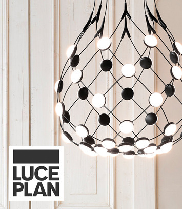 Suspension Mesh Luce Plan