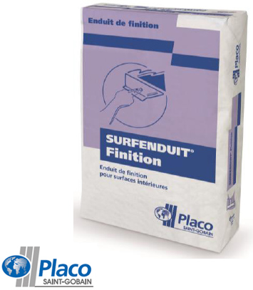 Surfenduit® Finition Placo