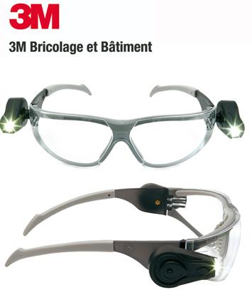 Lunettes Led Light Vision 3M