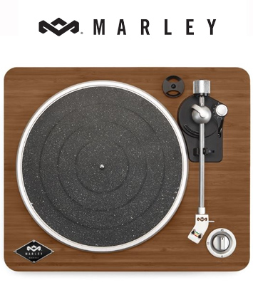 Platine vinyle HOUSE OF MARLEY