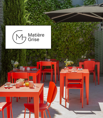 MATIERE GRISE / ROUGE