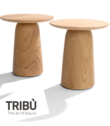 Table DUNES / TRIBU