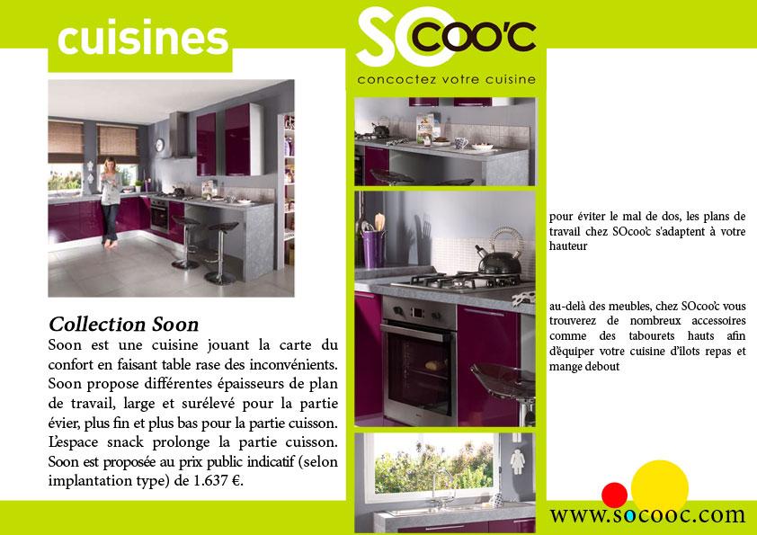source a id socoo 39 c la cuisine pour tous les budjets. Black Bedroom Furniture Sets. Home Design Ideas